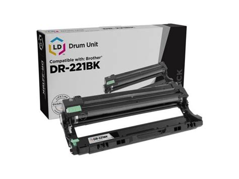 By downloading the program, you accept terms of the user agreement and privacy policy. LD © Compatible Brother DR221 Black Drum Unit for DCP ...