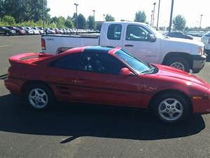 Purchase Used 1991 Toyota Mr2 Original Turbo Coupe 2