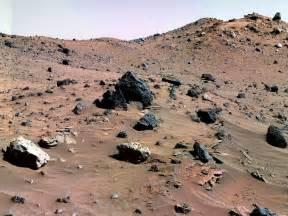 Non-Martian Rocks on Mars: Finding Small Meteorites on ...