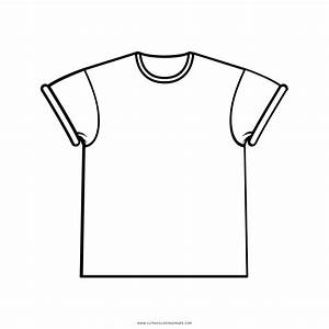 Dibujo De Camiseta Para Colorear Ultra Coloring Pages