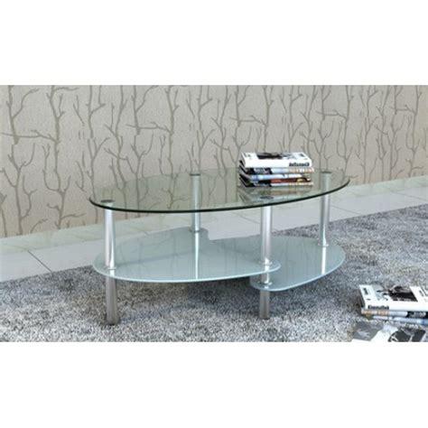 table cuisine verre trempé table basse ovale verre cuisine naturelle