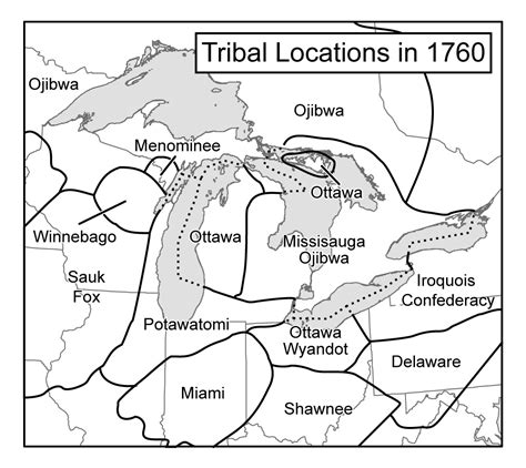 1700s An Indigenous History Of North America