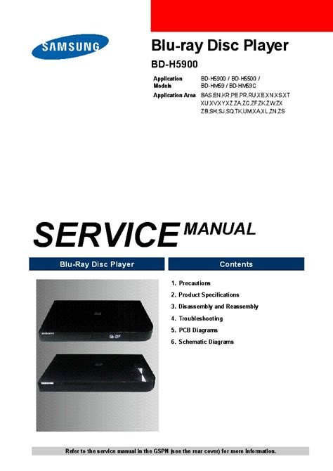 SAMSUNG HT DS700 900 POWER SUPPLY Service Manual download