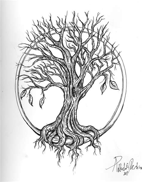 Tree of Life Tattoo by ~Don-Pachi on deviantART   Neuron Tattoo   Pinterest   Of life, Search