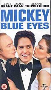 Amazon.com: Mickey Blue Eyes [VHS]: Hugh Grant, Jeanne ...