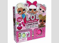 LOL Surprise! Board Game Target