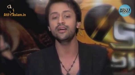 Atif Aslam Singing Old Song Kya Hua Tera Wada
