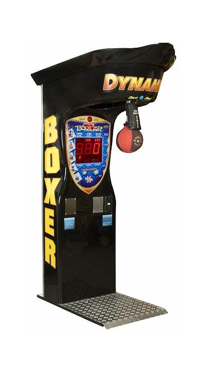 Dynamic Boxer Kalkomat Standard