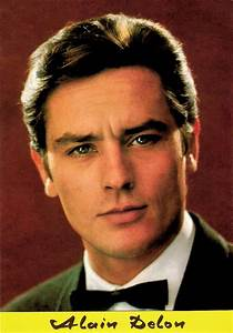 Alain Delon | Spanish postcard by Bergas Ind. Graf., Barcelo… | Flickr