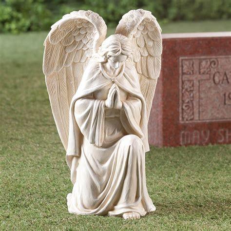 Fox Valley Traders WalterDrake Resin Angel Statue ...