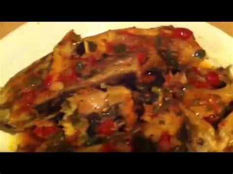 cuisine congolaise maman loboko cuisine congolaise liboke ya ngolo part 2