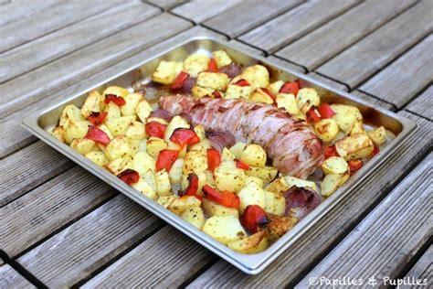 cuisiner un filet mignon au four filet mignon au four lard fumé et pommes de terre