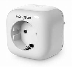 Apple Homekit Steckdose : koogeek smart plug neue wlan steckdose mit homekit anbindung housecontrollers ~ Buech-reservation.com Haus und Dekorationen