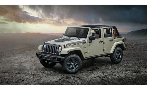 Most Expensive Jeep Model by New Model Added To Jeep Wrangler Lineup The Blade