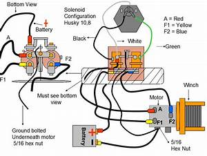 Wiring Diagram Or Husky Superwinch