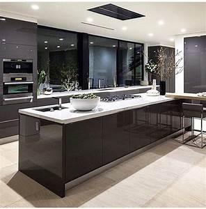 black, palette, kitchen