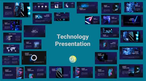 Technology Free Powerpoint Template - Free Powerpoint ...
