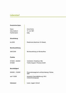 Bewerbung Nebenjob Schüler : muster lebenslauf word muster lebenslauf nebenjob ~ Eleganceandgraceweddings.com Haus und Dekorationen