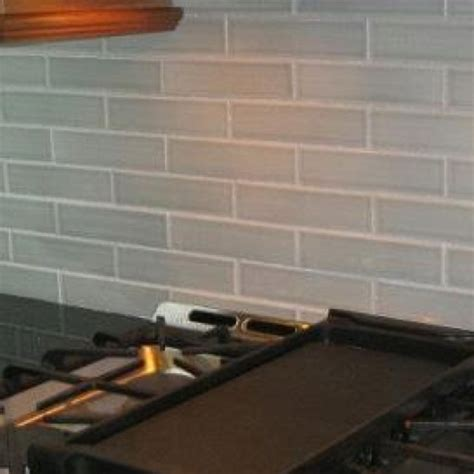 2x8 subway tile kitchen closeup 2x8 ceramic subway tile in gray color quot brine