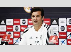 Real Madrid Solari refuse la comparaison avec Zidane