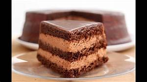 Idée Recette Anniversaire : g teau d 39 anniversaire extr me chocolat youtube ~ Melissatoandfro.com Idées de Décoration