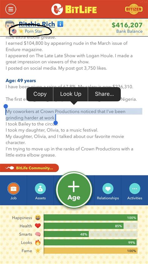 bitlife though yes straight think forgot comments