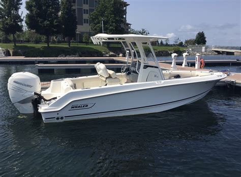 Boston Whaler Boats Website by Boston Whaler 23 Center Console Center Console Sportfish