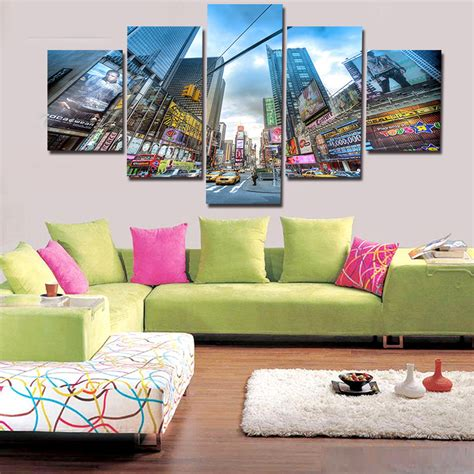 2016 New 5 Pcs City Large Canvas Print Painting For Living. Living Room Lounge Chandler. Modern Open Living Room Designs. George Zürich Living Room. Best Deals On Leather Living Room Furniture. Living Room Spaces Pictures. Background Of Living Room. Painting A Living Room Gray. Decorating Ideas For Long Living Room