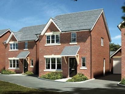2 Bedroom House Kent by New Build Homes Wrexham 2 3 And 4 Bed Houses For Sale In