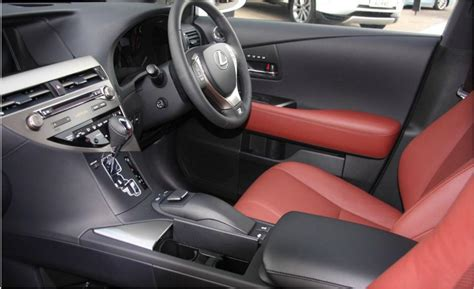 garnet interior  sport clublexus lexus forum discussion