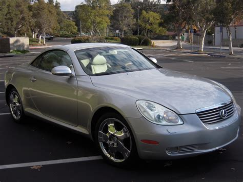 lexus coupe 2002 lexus sc 430 pictures posters news and videos on your