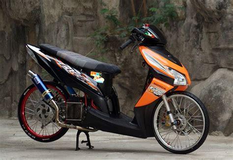 Thailook Style Vario by 80 Gambar Modifikasi Honda Vario Thailook Style 2017