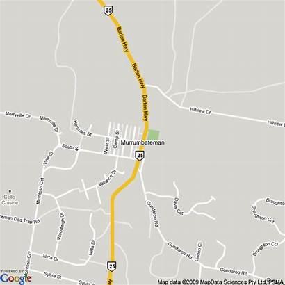 Murrumbateman Map Nsw Accommodation