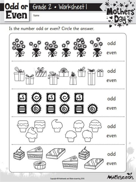 free mother s day themed math worksheets the reading eggs blog