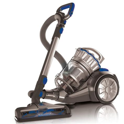hoover vaccum elite pro power bagless canister sh40225