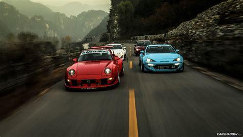 Rocket Bunny, Stance, Porsche, Car, Subaru Brz, Gt 86