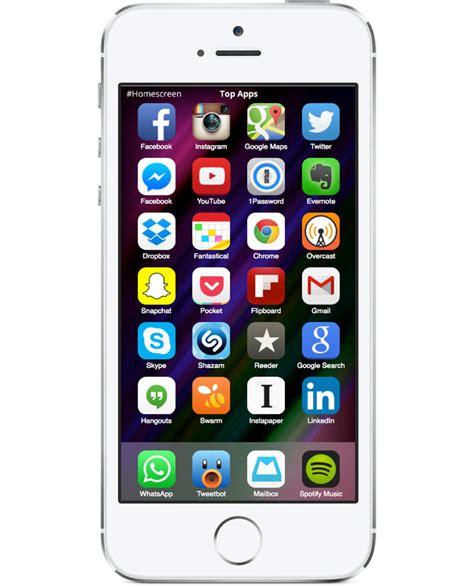 Айфон приложения популярные