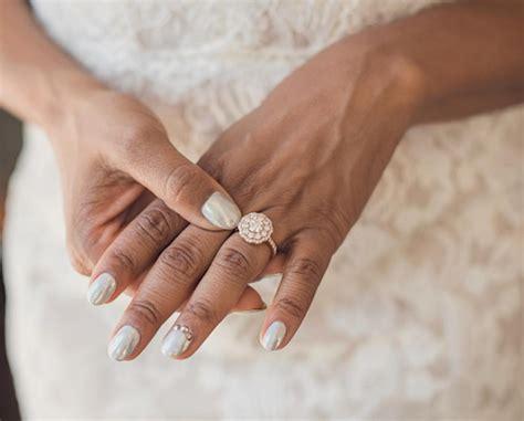 bridal nail art ideas     big day