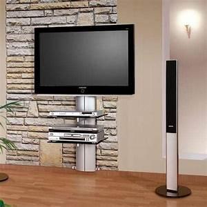 Deco Meuble Design : orion 1 meuble tv lcd plasma hubertus ~ Teatrodelosmanantiales.com Idées de Décoration