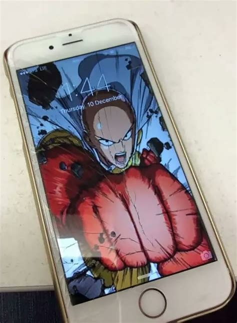 creative ways  fix  broken phone screen bored