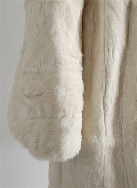 1920s Revillon Frères ermine fur coat (study/display