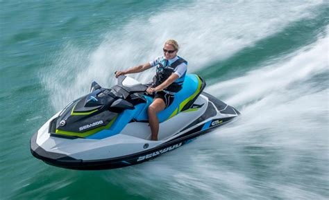 Sea Doo Boat Weight by 2016 Sea Doo Gti 130 Review Personal Watercraft