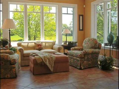 Decorating Ideas  Sun Room  Conservatory 1  Youtube