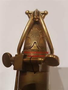 Selmer Alto Sax Mouthpiece Chart Selmer 1932 Super Cigar Cutter Eb Alto 17 4xx Archived