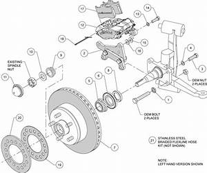 Wilwood Disc Brake Kit Front 49