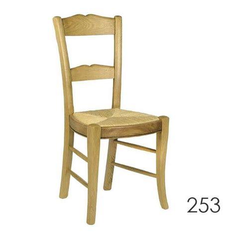 chaises rustiques chaise de séjour en bois rustique en chêne 250 253 255