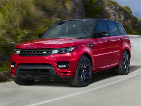 New 2017 Land Rover Range Rover Sport Price Photos