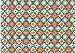 Free Native American Geometric Seamless Vector Pattern ...