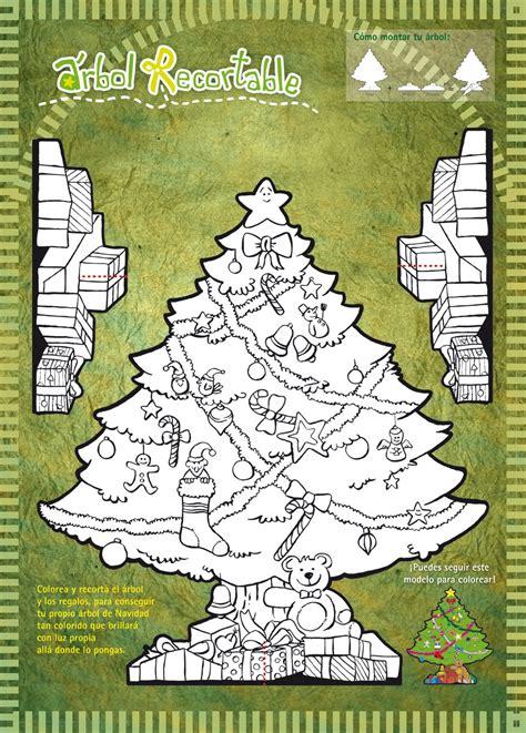 recortables de navidad 193 rbol de navidad i dibujos