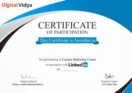 Best Digital Marketing Certificate by Digital Marketing Course 1 Digital Marketing